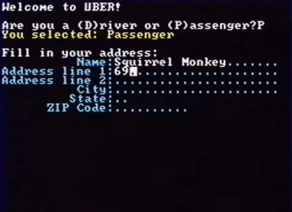 Als Uber in de jaren 80 had bestaan