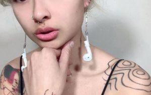 Airpods als oorbellen