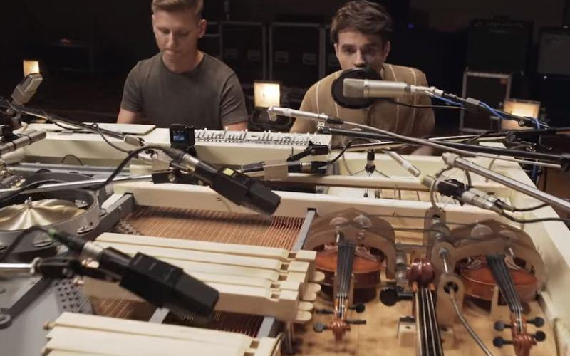 Een hybride piano is twintig instrumenten tegelijkertijd