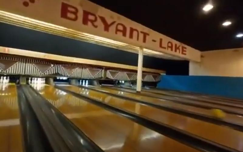 Drone Bowling, wacht tot het einde