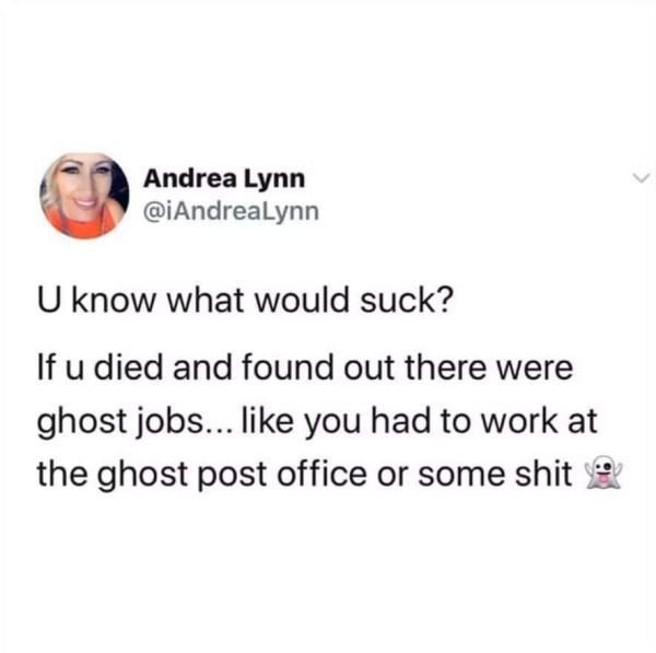 Een zogezegde spookbaan
