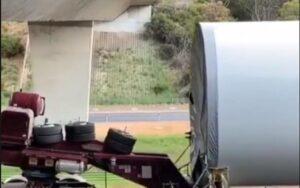 Lading vrachtauto, past precies