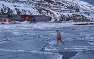 Wakker worden in Noorwegen