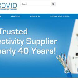 De naam van je bedrijf zal toch Covid zijn