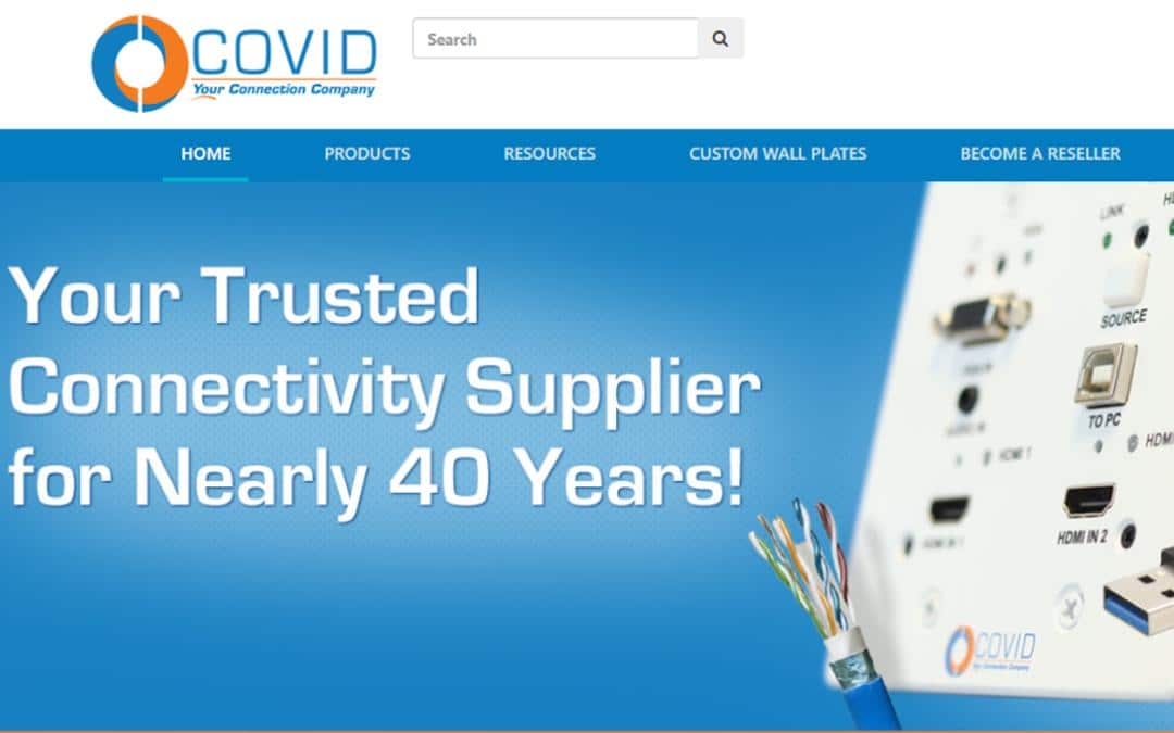 Covid, your connection company