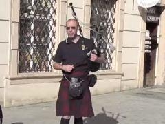 Schotse supporters – EK 2021