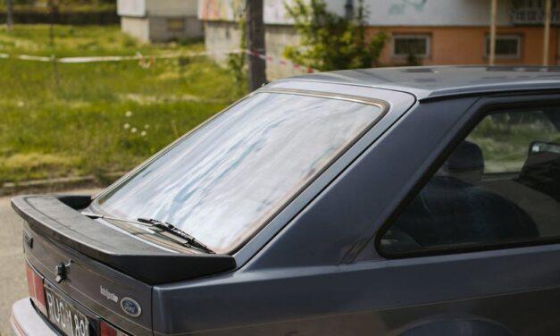 Oude Ford Escort Prinses Diana verkocht voor 62.000 euro