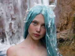 Russische Instagram kunstenares maakt creatieve foto's