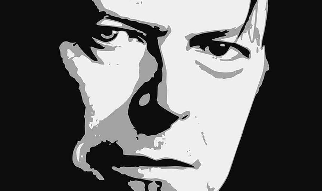 David Bowie schilderij gevonden in kringloopwinkel, verkocht voor 73.000 euro